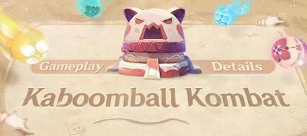 """""""Kaboomball Kombat"""" Játékesemény Részletek"""