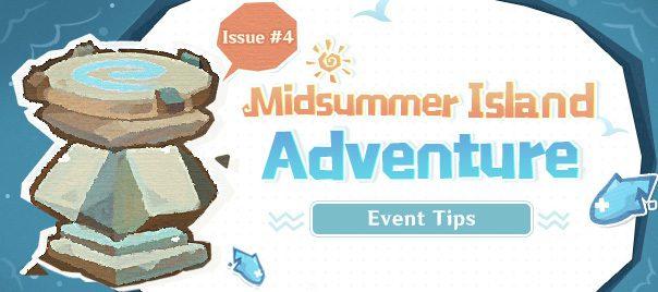 """Midsummer Island Adventure"" Esemény Tippek IV."