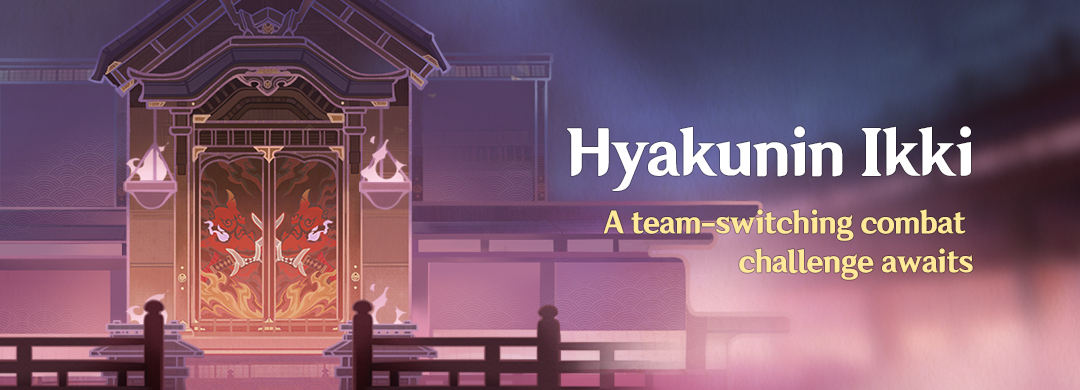 """Hyakunin Ikki"""" esemény: Egy csapat-váltó harci kihívás vár"""