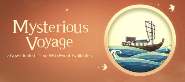 """Genshin Impact """"Mysterious Voyage"""" Web Esemény Hivatalosan is Kezdetét Vette"""